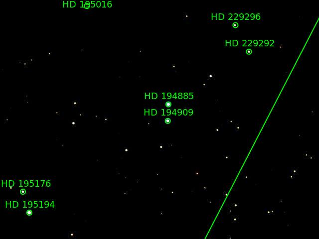North American Nebula (Region Of)