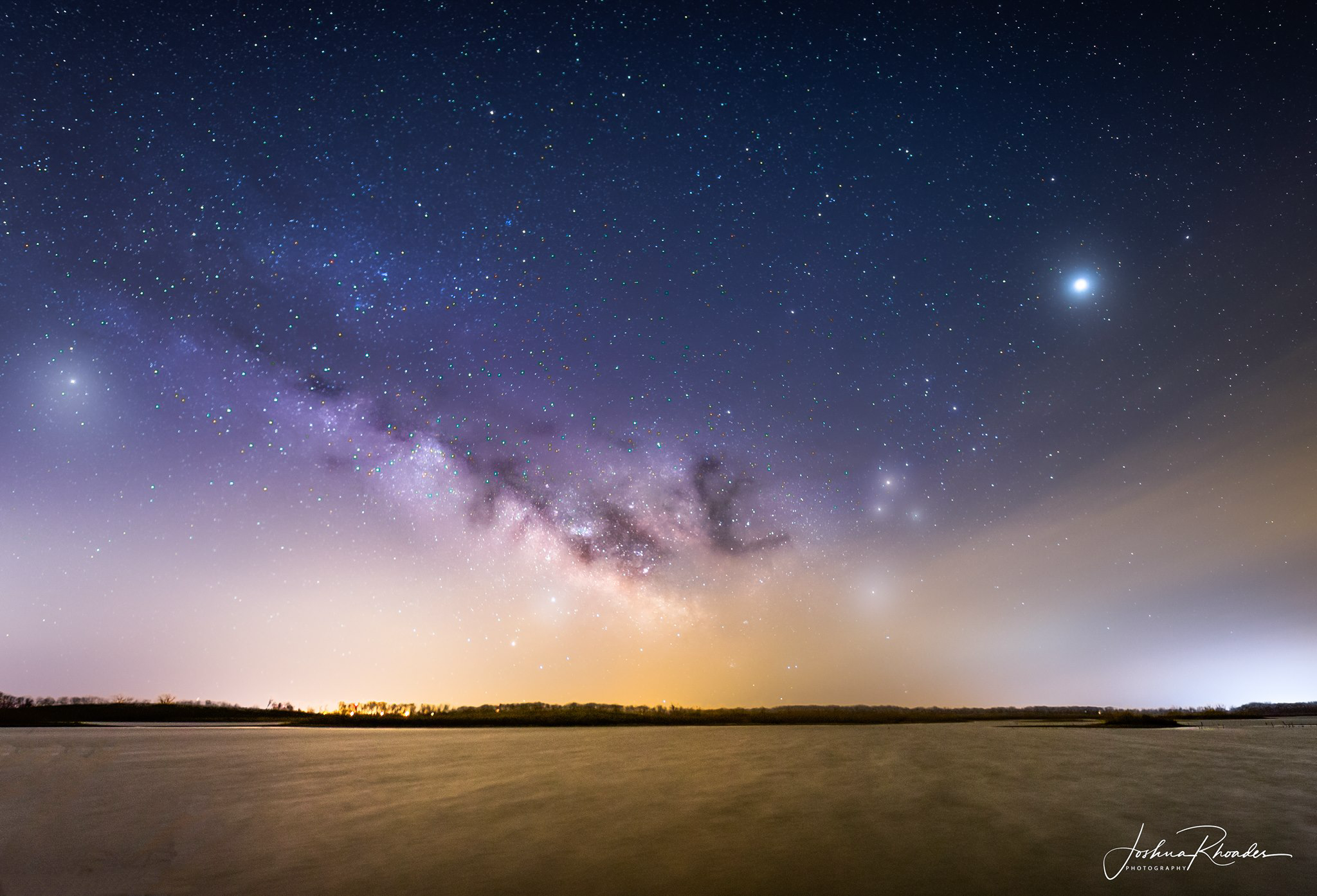 Photographing The Milky Way In Panorama Using A DSLR